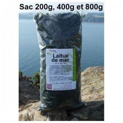 Laitue de mer paillettes sac 200g 400g