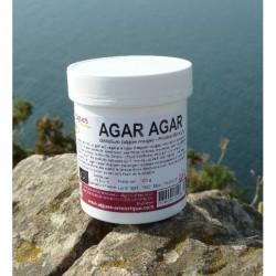 Agar Agar bio 100 g gélifiant naturel