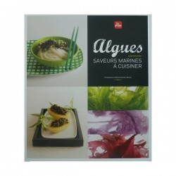 Algues saveurs marines à cuisiner editions La Plage