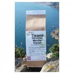 Tisane verveine menthe et algues 40 g