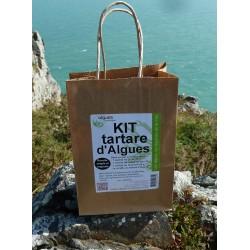 Kit pour tartare d'algues