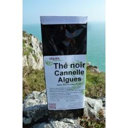 Thé noir cannelle aux algues 100 g
