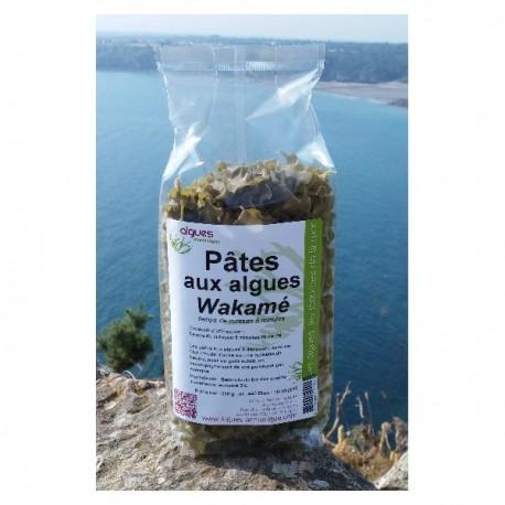 Pâtes aux algues wakamé 250 g