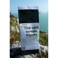 Thé vert sureau et algues 100 g