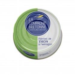 Rillettes de thon à l'estragon 78 g