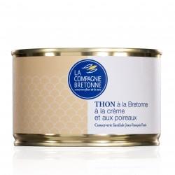 Thon à la Bretonne - 400 grammes