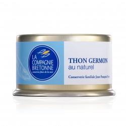 Thon blanc germon au naturel 150 g
