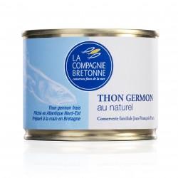 Thon blanc germon au naturel 200 g