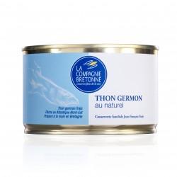 Thon blanc germon au naturel 400 g
