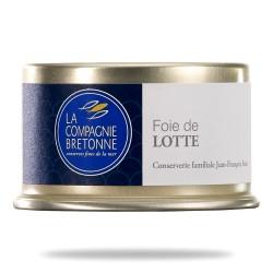 Foie de lotte - 110 grammes