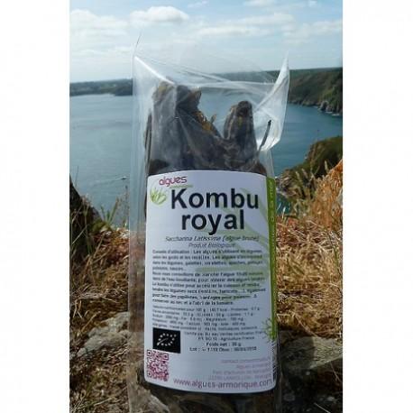 Kombu bio paillettes deshydratée- Sachet 50 g