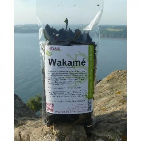 Wakamé deshydratée paillettes - Sachets 50 g