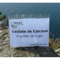 Lactace de calcium 4 sachets x 6 g